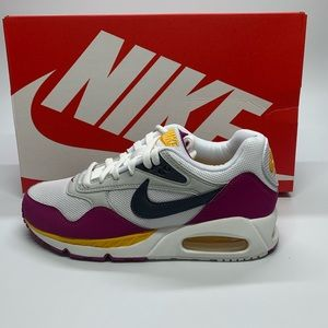 New Women's Nike Air Max Correlate Purple Shoes